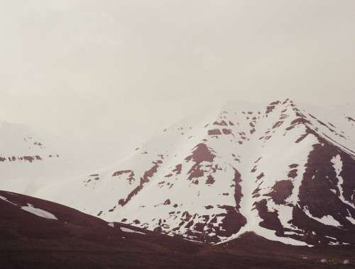 Bettina Forget - Olafsfjordur-Mountain Clouds 4
