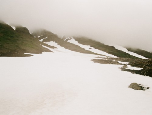 Bettina Forget - Olafsfjordur-Mountain Clouds 3